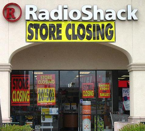Lessons to Learn from RadioShack's Bankruptcy