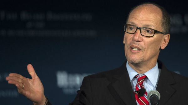 Secretary Thomas Perez and the Department of Labor led the charge in protecting retirement accounts.