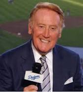 Vin Scully retired at the tender age of 88 from broadcasting for the LA Dodgers.