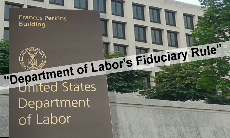 The Depart of Labor's Fiduciary Rule is likely to be delayed for at least 180 days from its planned April 10th implementation.