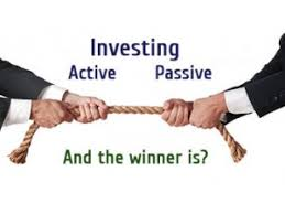 Passive Investing Beats Active Investing Over 15 Year Timeframe