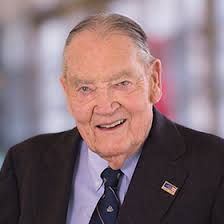 John Bogle is the father of index funds.