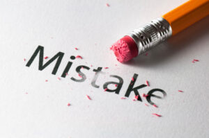 How Can You Avoid Mistakes in an Economic Downturn
